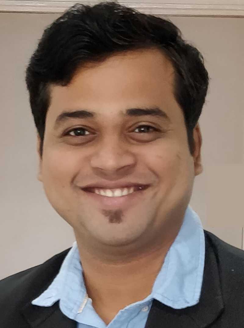 Dr Amar Udare