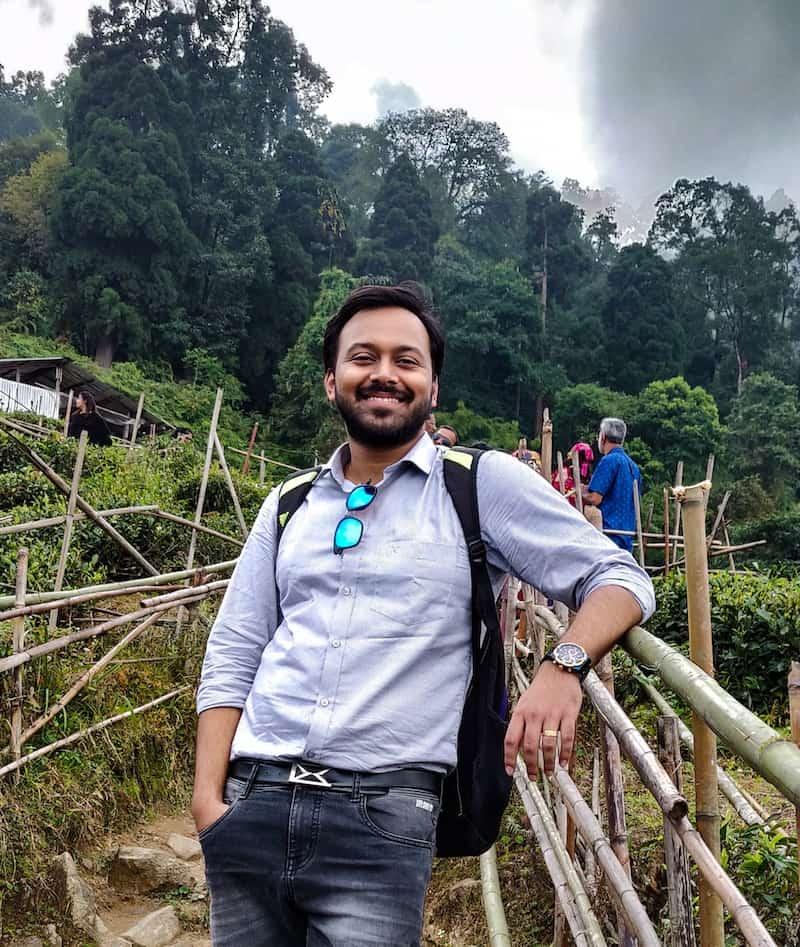 Dr Devpriyo Pal RadioGyan