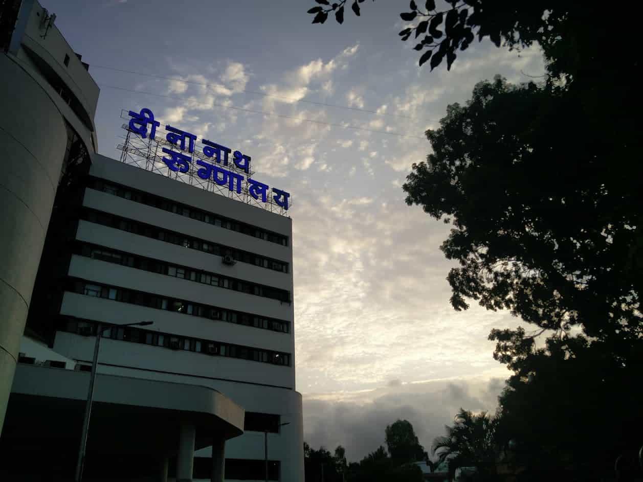 Deenanath Mangeshkar Hospital Pune Building